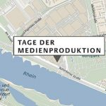 locr & Tage der Medienproduktion Karte