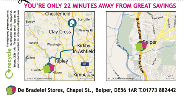 locr geomarketing case study personalized maps