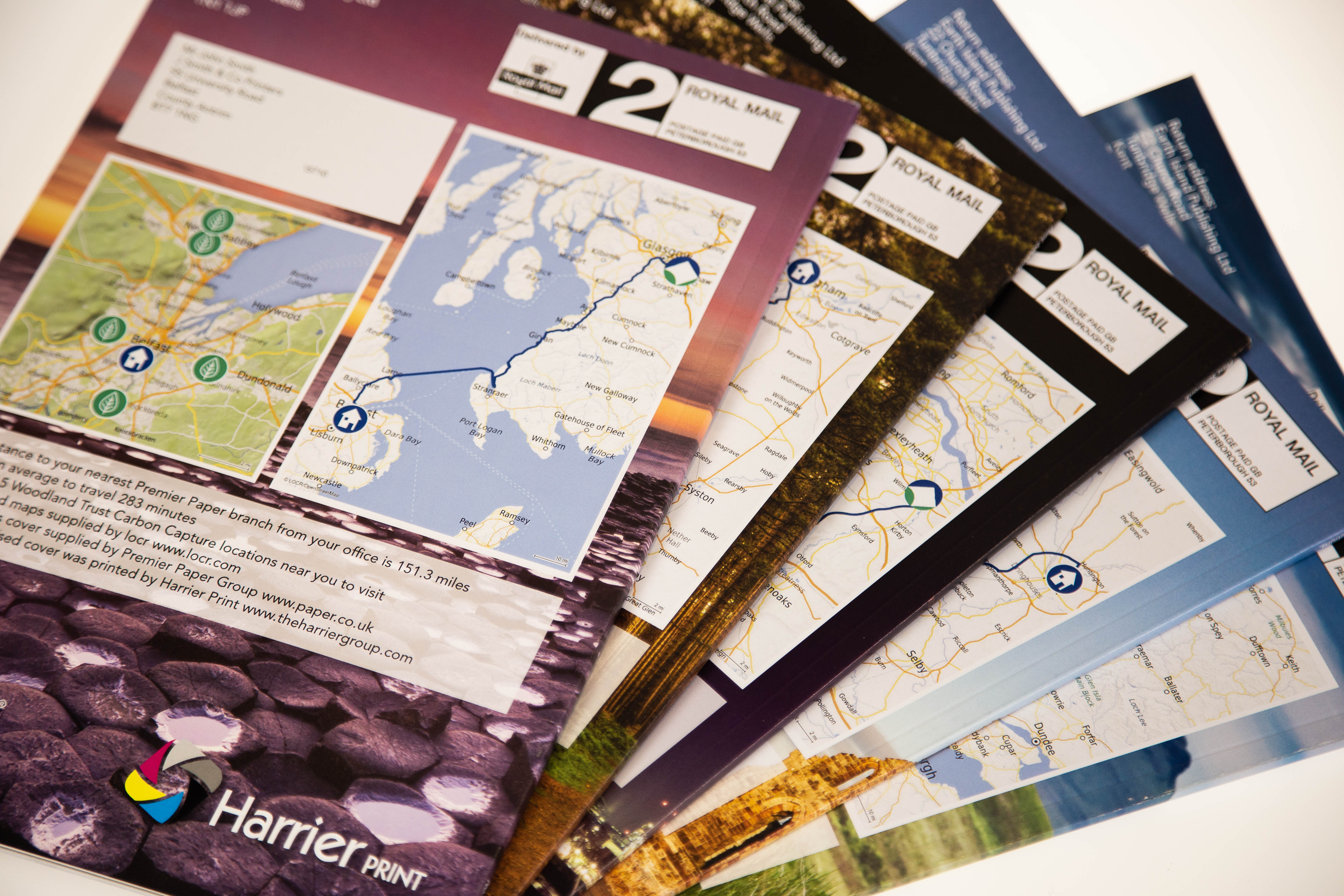 Print Solutions Cover variations locr individualisierte Karten