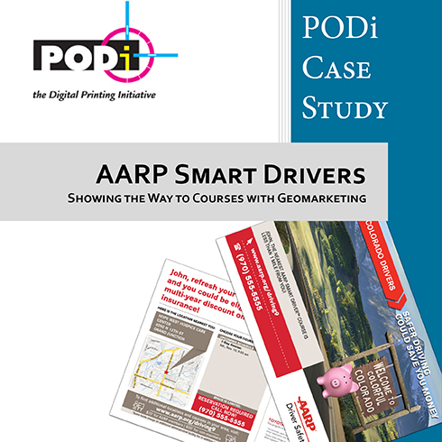 locr GEOservices and Maps AARP Geomarketing Case Study