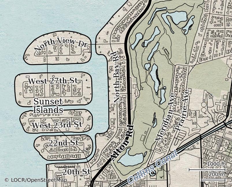 locr Maps Kartenstile