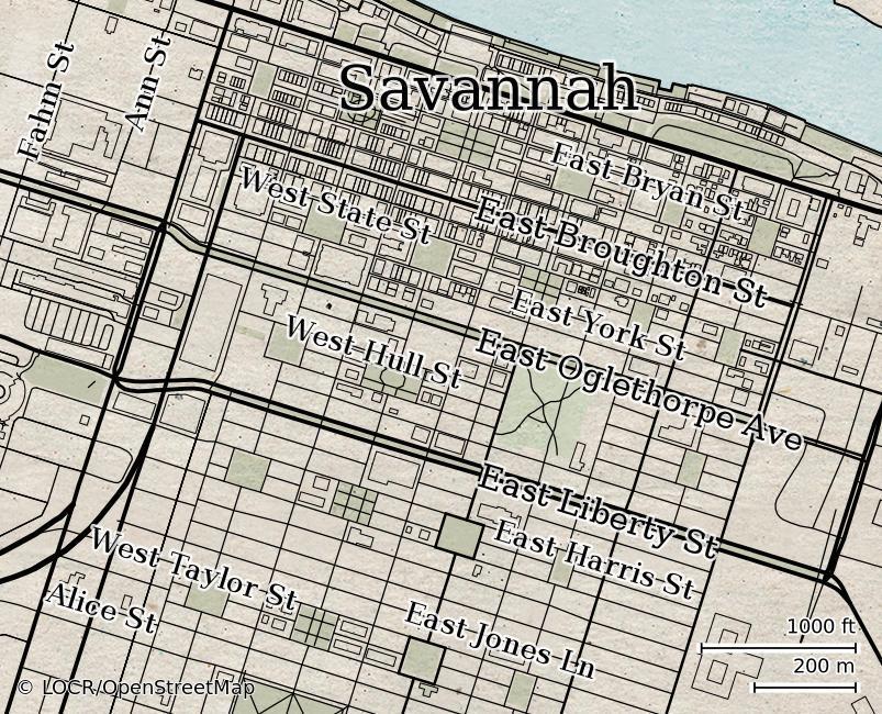 locr GEOservices & MAPS individuelle Karten