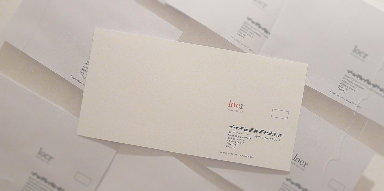 Direktmailing Kampagne Größe Print