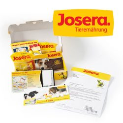 Josera Geomarketing Mailing Personalized locr Maps