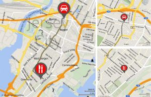 locr GEOservices and Maps MULTImaps New York