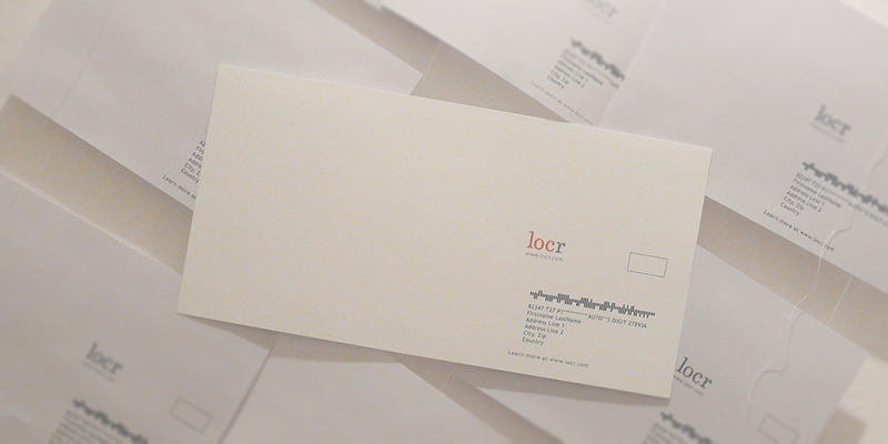 Personalized direct mail with non-standard size for higher campaign success