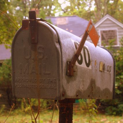 US Mail © Steve 2.0 - Flickr.com