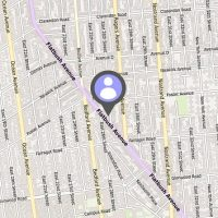 locr LOCALmap of Brooklyn maps style 1
