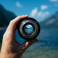 Searching Lens Distance Target