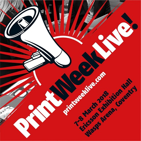 locr to exhibit at PrintWeekLive 2018