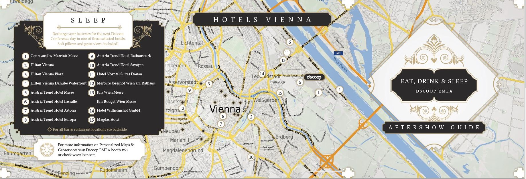 locr geoservices and maps dscoop emea vienna 2018 guide