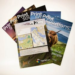 Print Solutions personalized cover locr maps