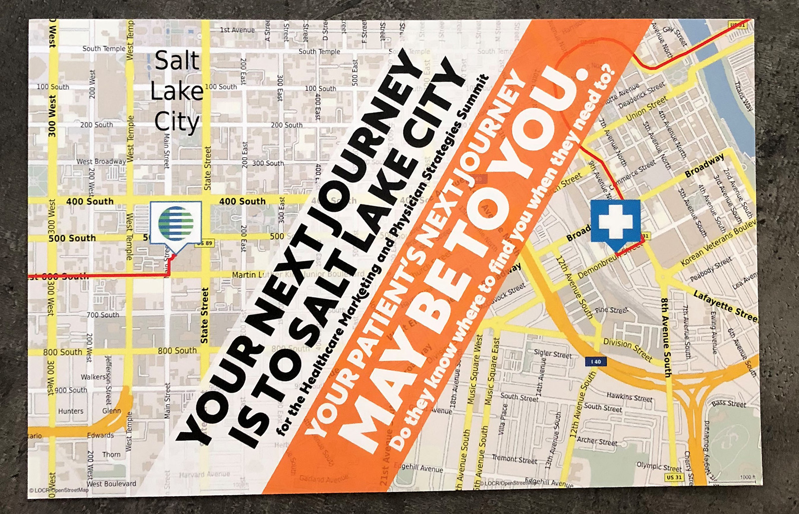 locr personalized maps direct mail geoservices